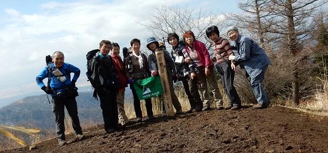 3月12日 石割山