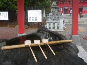 20.赤城神社でお参り