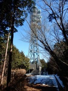 電波塔です。